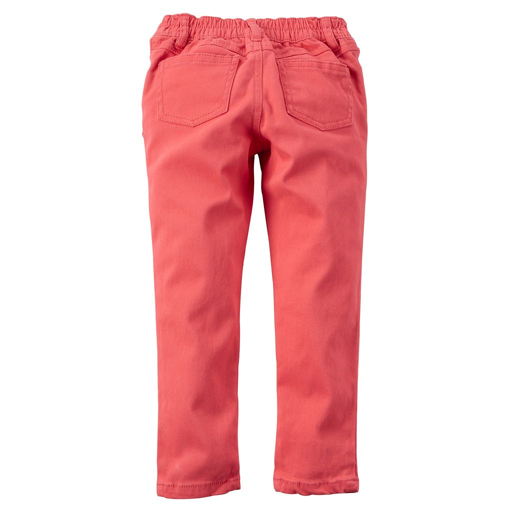Girls 4-8 Carter's Pants