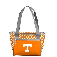 Logo Brand Tennessee Volunteers 16-Can Diamond Cooler Tote