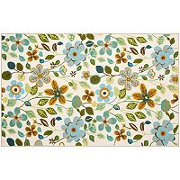 Safavieh Four Seasons Jasper Floral Indoor Outdoor Rug