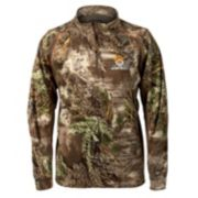 Men's Scent-Lok BaseSlayers Savanna Attack Quarter-Zip Pullover