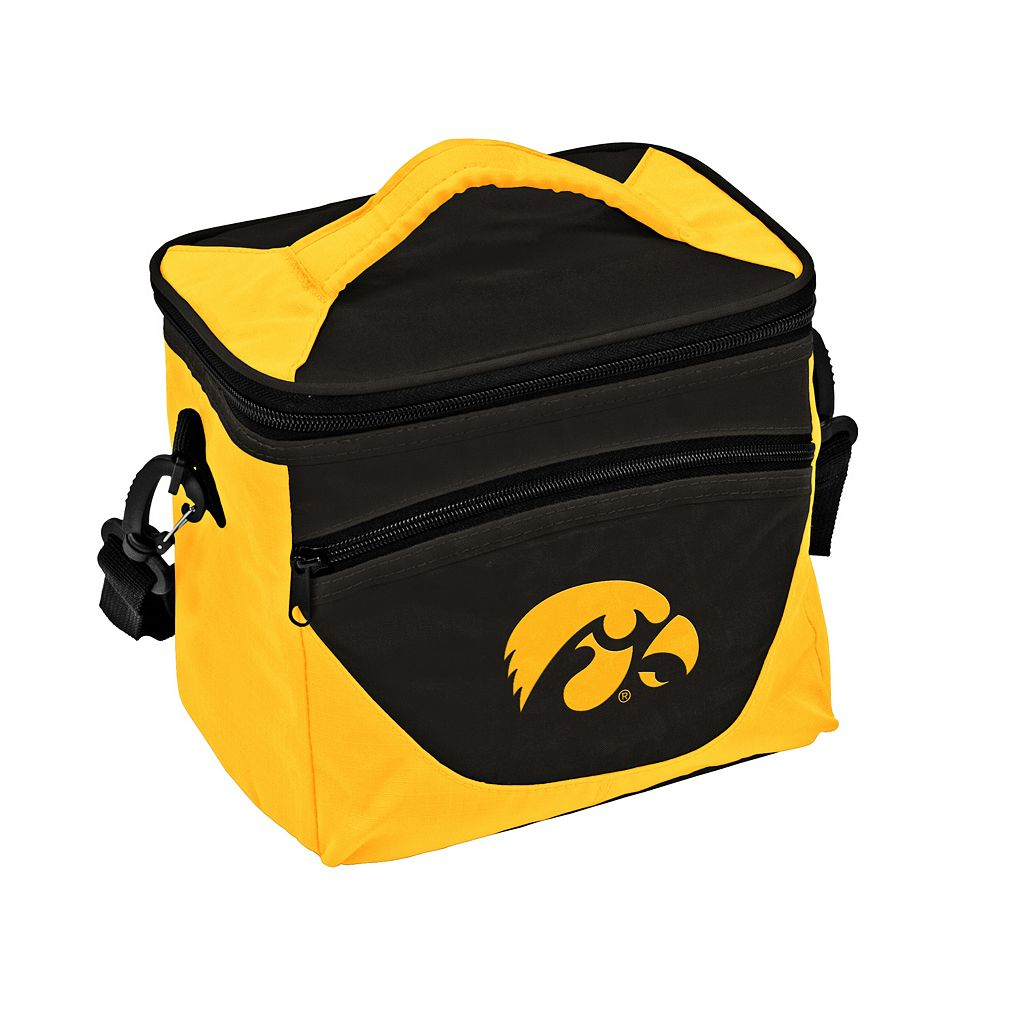 Logo Brand Iowa Hawkeyes Halftime Lunch Cooler
