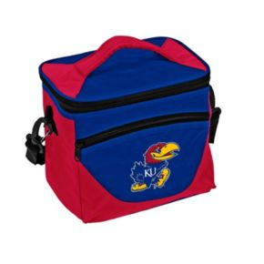 Logo Brand Kansas Jayhawks Halftime Lunch Cooler