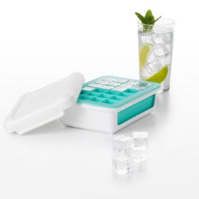 OXO Good Grips Cocktail Cube Covered Silicone Ice Cube Tray