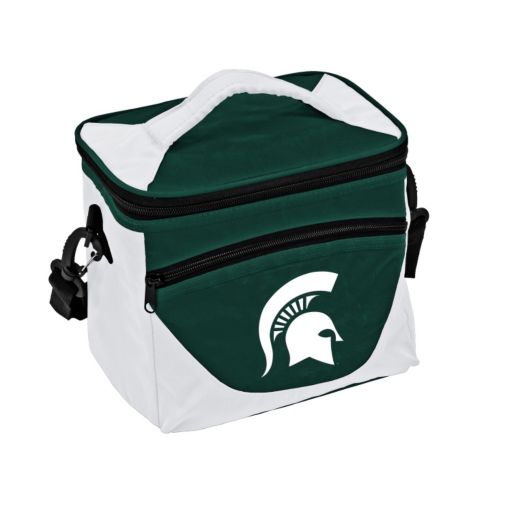 Logo Brand Michigan State Spartans Halftime Lunch Cooler