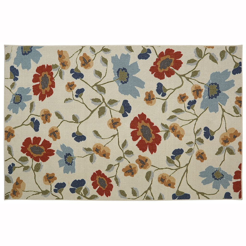 Mohawk® Home Refinements Cora Floral Rug