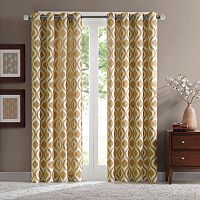 Madison Park Bergamo Room Darkening Curtain
