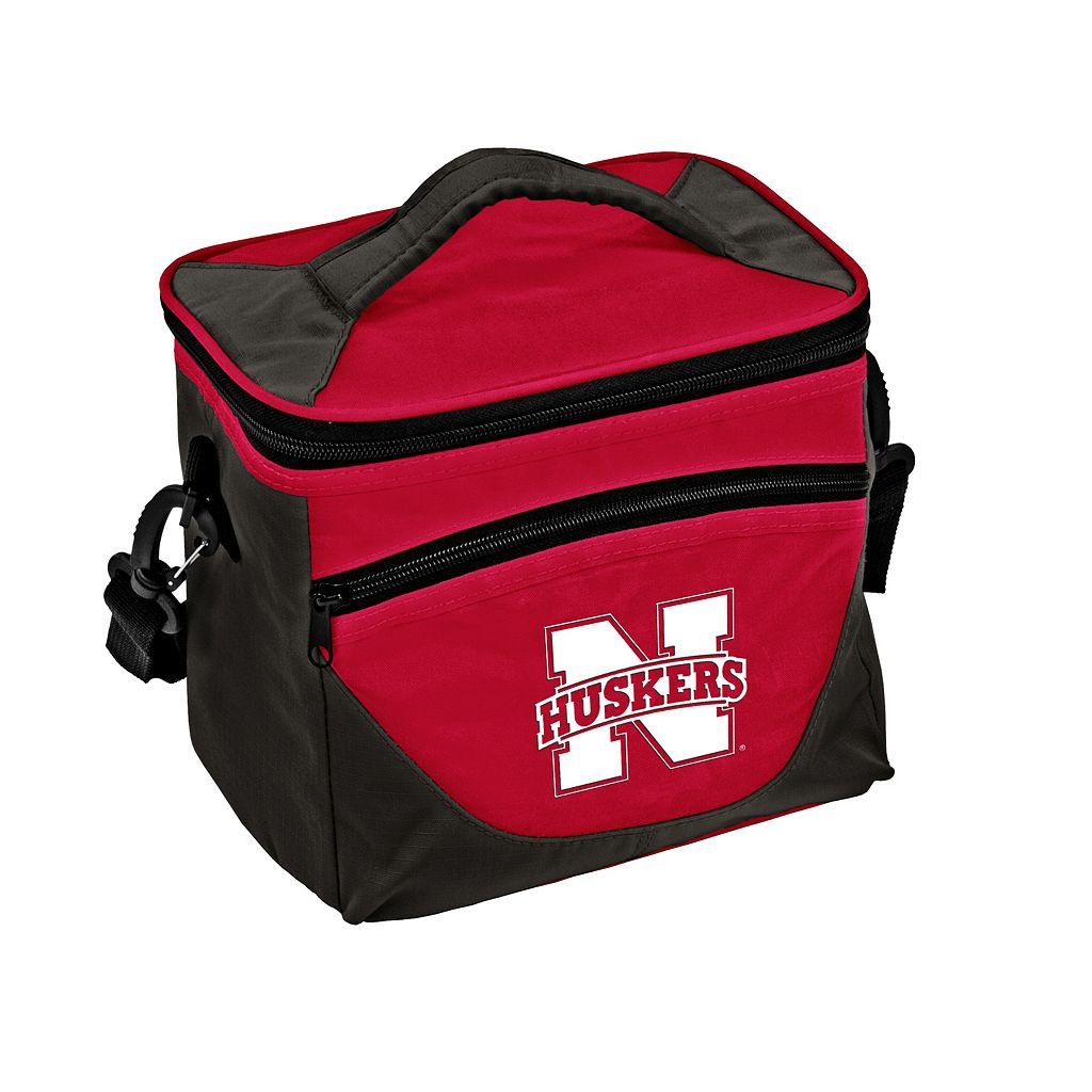 Logo Brand Nebraska Cornhuskers Halftime Lunch Cooler