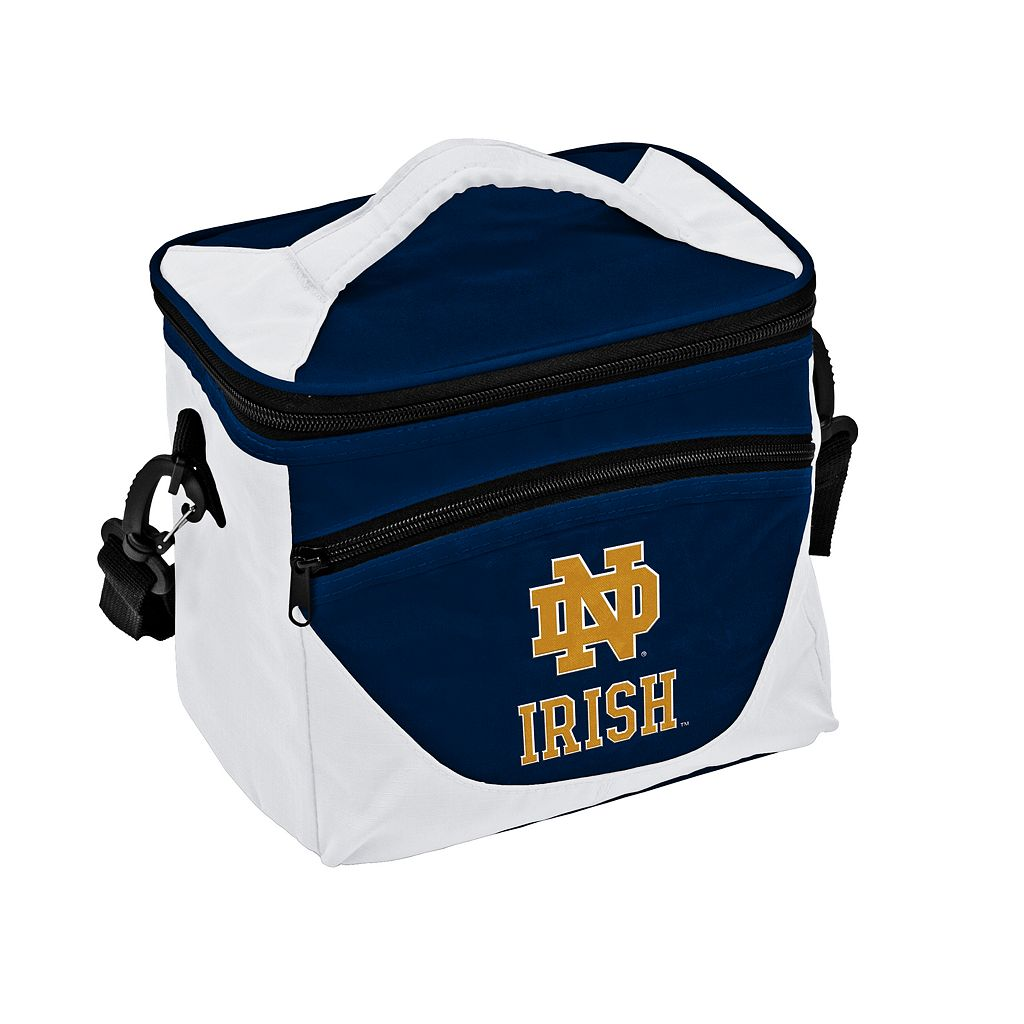 Logo Brand Notre Dame Fighting Irish Halftime Lunch Cooler