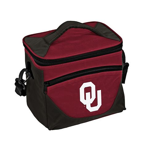 Logo Brand Oklahoma Sooners Halftime Lunch Cooler