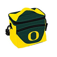 Logo Brand Oregon Ducks Halftime Lunch Cooler