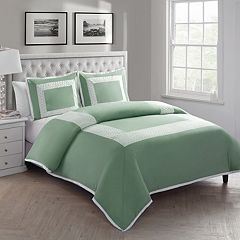 VCNY Marion Duvet Cover Set