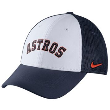 Adult Nike Houston Astros Mesh Dri-FIT Flex Cap