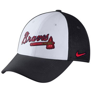 Adult Nike Atlanta Braves Mesh Dri-FIT Flex Cap