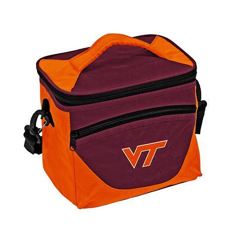 Logo Brand Virginia Tech Hokies Halftime Lunch Cooler