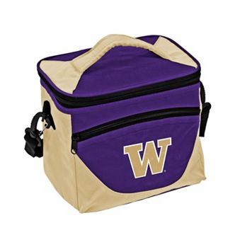 Logo Brand Washington Huskies Halftime Lunch Cooler