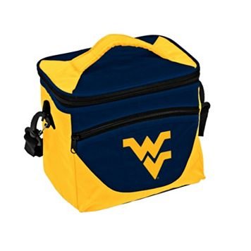 Logo Brand West Virginia Mountaineers Halftime Lunch Cooler