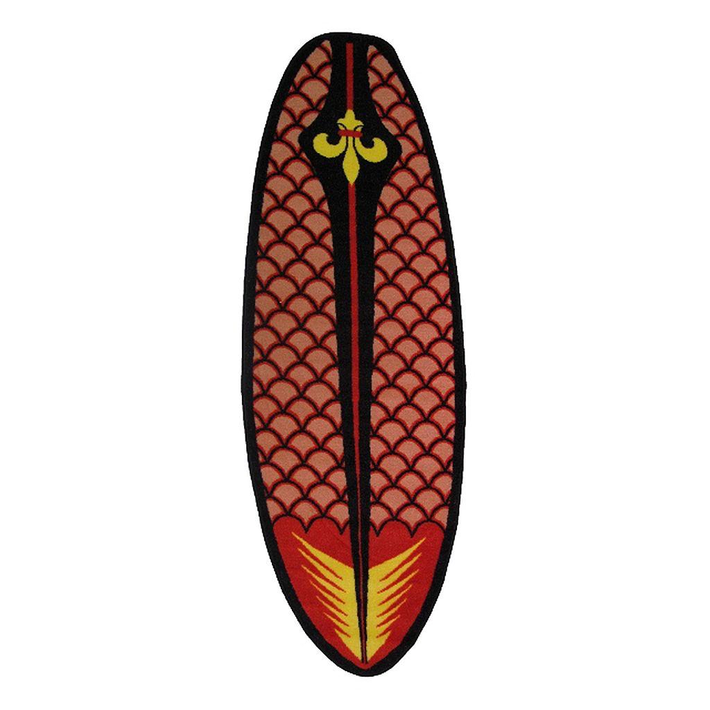 Fun Rugs Surf Time Wavy Ocean Rug