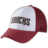 Adult Nike Arizona Diamondbacks Mesh Dri-FIT Flex Cap