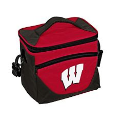 Logo Brand Wisconsin Badgers Halftime Lunch Cooler