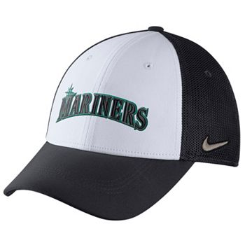Adult Nike Seattle Mariners Mesh Dri-FIT Flex Cap d3cd4a1b381