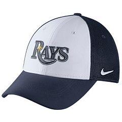 Adult Nike Tampa Bay Rays Mesh Dri-FIT Flex Cap