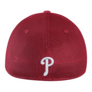 Adult Nike Philadelphia Phillies Mesh Dri-FIT Flex Cap