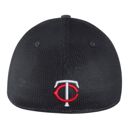 Adult Nike Minnesota Twins Mesh Dri-FIT Flex Cap