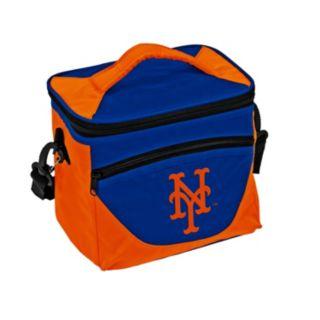 Logo Brand New York Mets Halftime Lunch Cooler