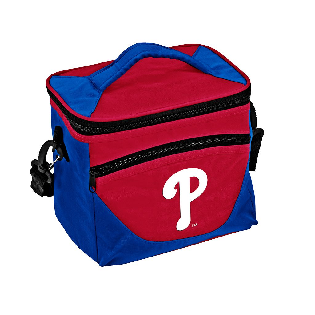 Logo Brand Philadelphia Phillies Halftime Lunch Cooler