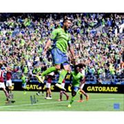 Steiner Sports Seattle Sounders Clint Dempsey Celebration Signed 16' x 20' Photo