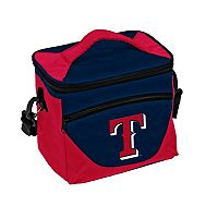 Logo Brand Texas Rangers Halftime Lunch Cooler