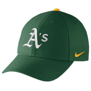 Adult Nike Oakland Athletics Wool Classic Dri-FIT Adjustable Cap