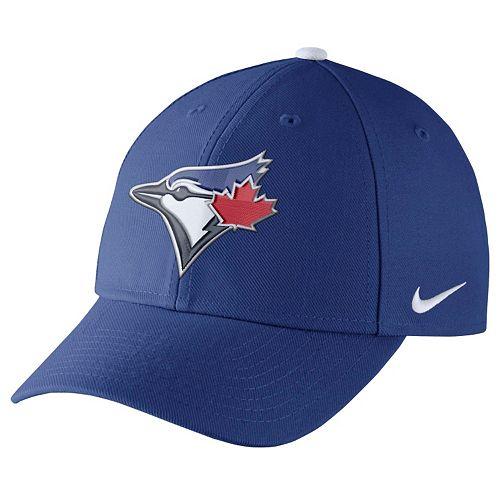 71d71b0ddd1 Adult Nike Toronto Blue Jays Wool Classic Dri-FIT Adjustable Cap