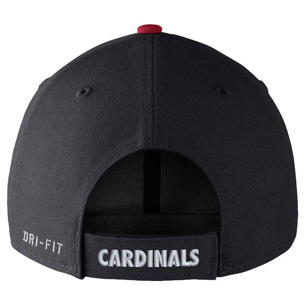 Adult Nike St. Louis Cardinals Wool Classic Dri-FIT Adjustable Cap