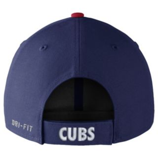 Adult Nike Chicago Cubs Wool Classic Dri-FIT Adjustable Cap