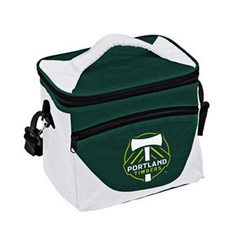 Logo Brand Portland Timbers Halftime Lunch Cooler