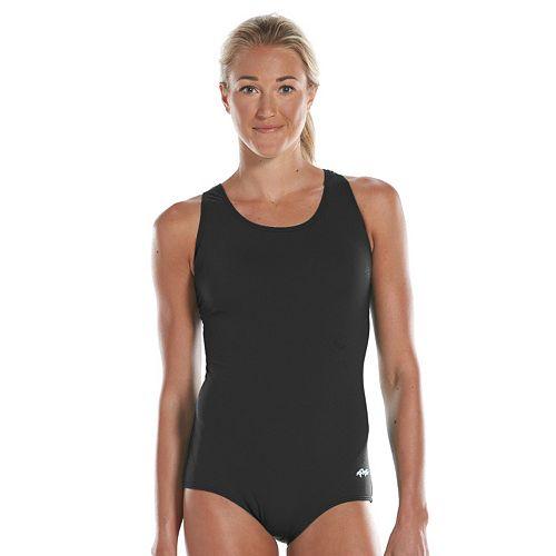 051be62cc7f Women's Dolfin Aquashape Solid Lap Suit