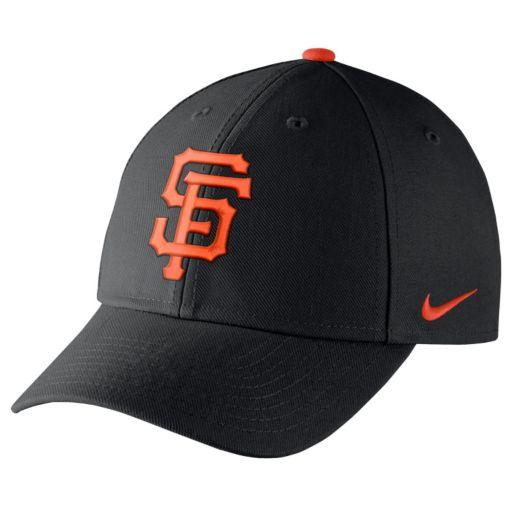 Adult Nike San Francisco Giants Wool Classic Dri-FIT Adjustable Cap