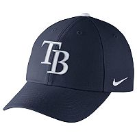 Adult Nike Tampa Bay Rays Wool Classic Dri-FIT Adjustable Cap