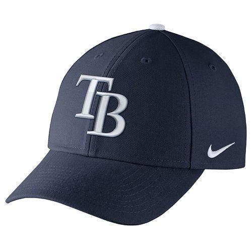 Adult Nike Tampa Bay Rays Wool Classic Dri-FIT Adjustable Cap