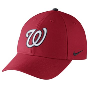 Adult Nike Washington Nationals Wool Classic Dri-FIT Adjustable Cap