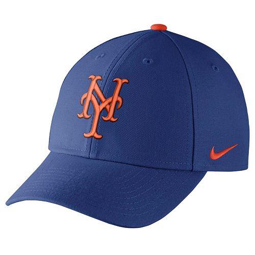 Adult Nike New York Mets Wool Classic Dri-FIT Adjustable Cap