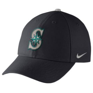 Adult Nike Seattle Mariners Wool Classic Dri-FIT Adjustable Cap