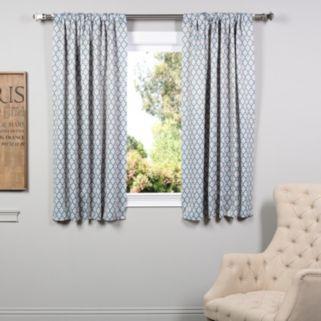 EFF Casablanca Blackout Window Curtain - 50'' x 63''