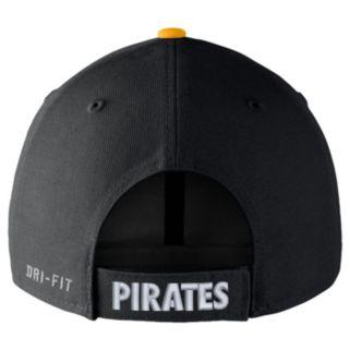 Adult Nike Pittsburgh Pirates Wool Classic Dri-FIT Adjustable Cap