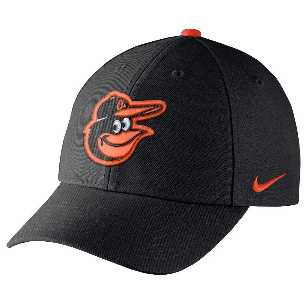 Adult Nike Baltimore Orioles Wool Classic Dri-FIT Adjustable Cap