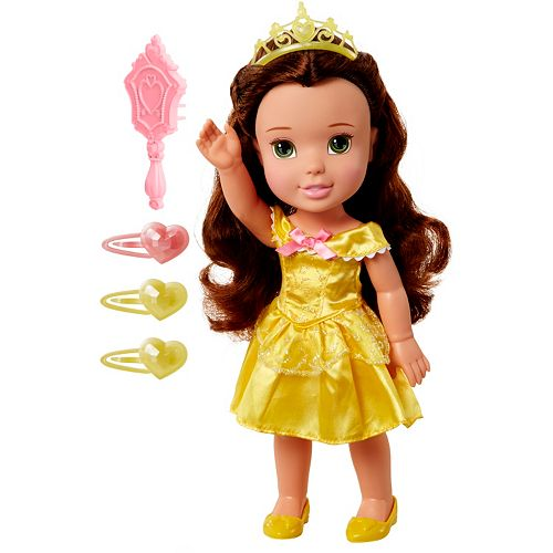 Disney Princess 13 In Toddler Belle Doll