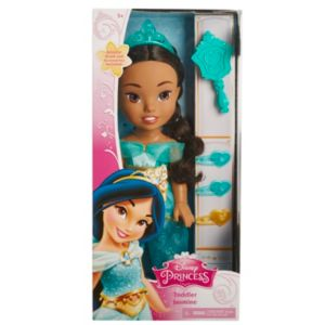 Disney Princess 13-in. Jasmine Toddler Doll & Accessories