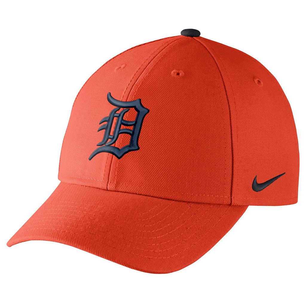 Adult Nike Detroit Tigers Wool Classic Dri-FIT Adjustable Cap