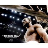 """Steiner Sports Evander Holyfield World Champion Signed 16"""" x 20"""" Photo"""